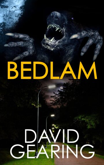 Bedlam Front Cover